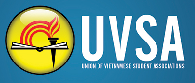 United Vietnamese Student Associations (UVSA) logo